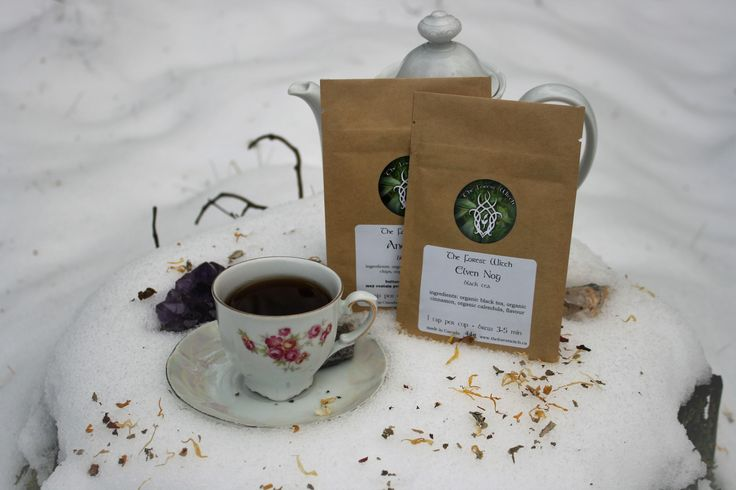 Did anyone say elven or fairy tea party in the magical woods? Then you need this Elven Nog! Made by TheForestWitch