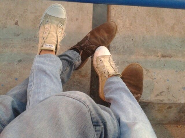 Shoes! Him nd Me ♥