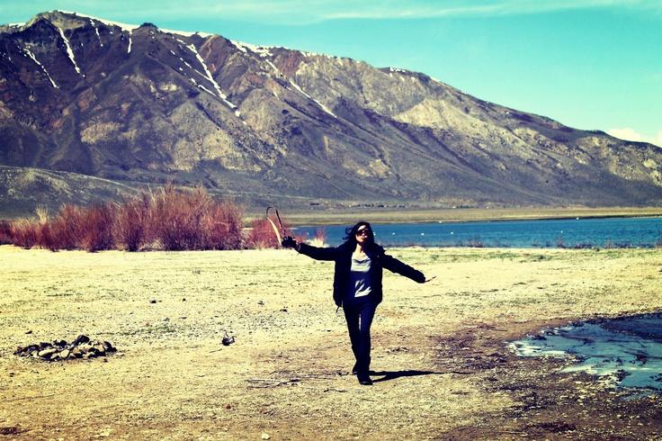 Mammoths lake