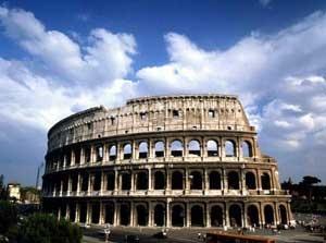 Rome (Civitavecchia), Italy - Third stop!