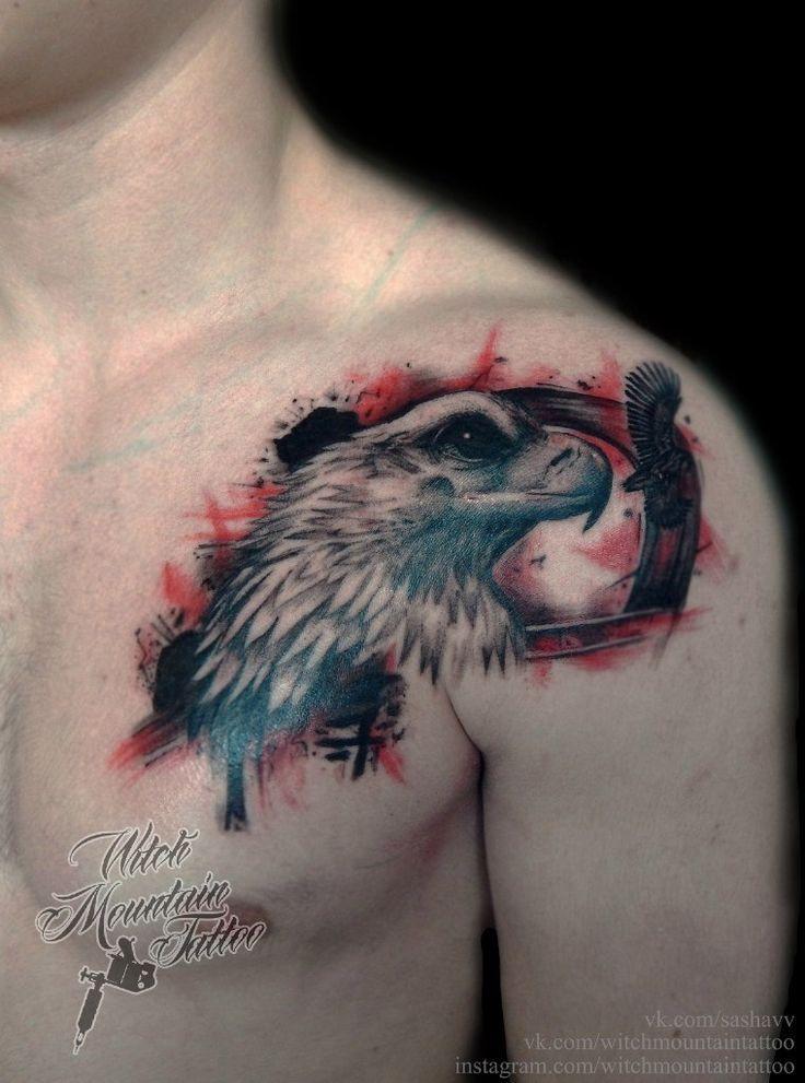 ART.Tattoo. Eagle