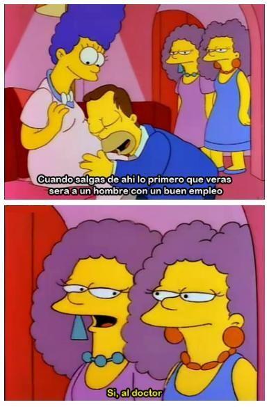 Los Simpson en español ♥