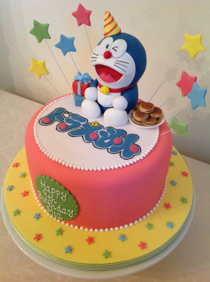 Best 25+ Doraemon cake ideas only on Pinterest Cartoon ...