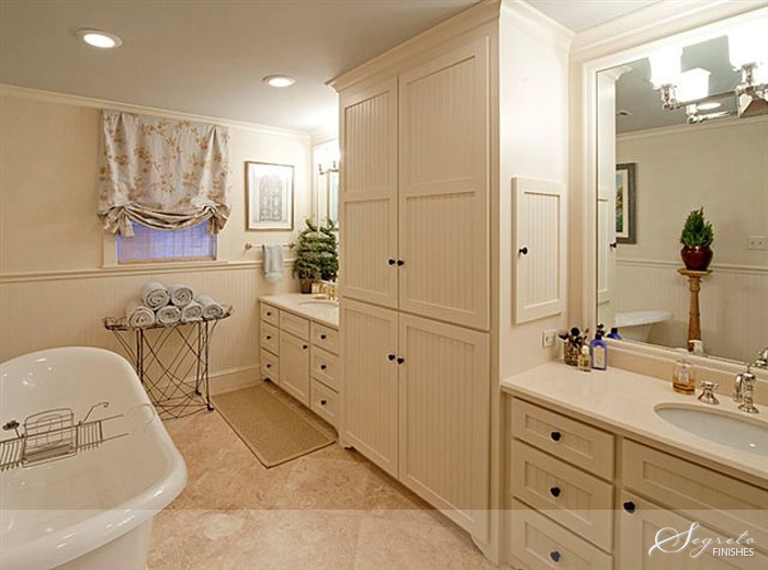 10 best images about 1950s ranch remodels on pinterest for Ranch bathroom ideas