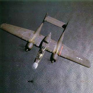 . . . . O Northrop P-61 Black Widow foi o maior e mais pesada caça ao serviço da USAAF durante a Segunda Guerra Mundial. Foi...