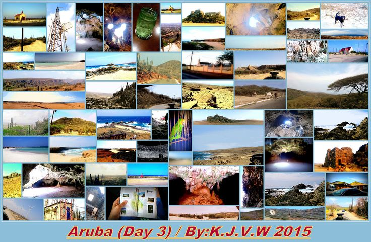 https://flic.kr/p/w1Rq8G | Aruba day-3 | Most Active day like; Climbing Hooiberg,Arikok,Caves,Baby Beach, Old Gold Ruins and more...