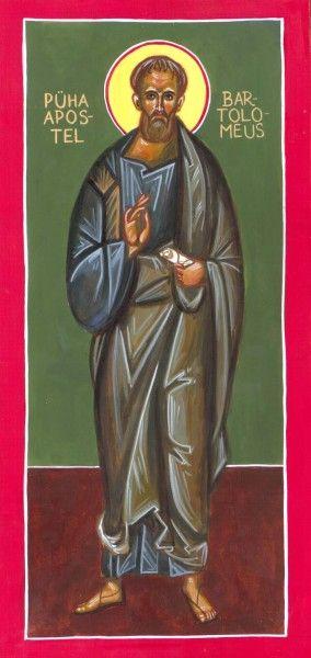 St. Bartholomew by Fr. Vladimir