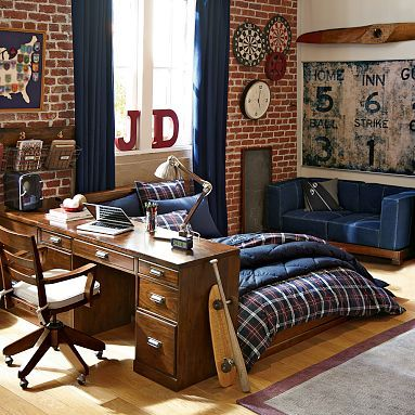 Desk Set Desks And Beds On Pinterest