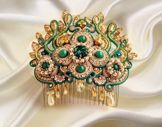 Amazing designs from Swarovski contest in Russia | Beads Magic