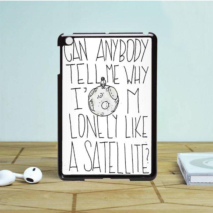 Simple Plan Astronaut Lyric Cover iPad Mini 2 Case Dewantary