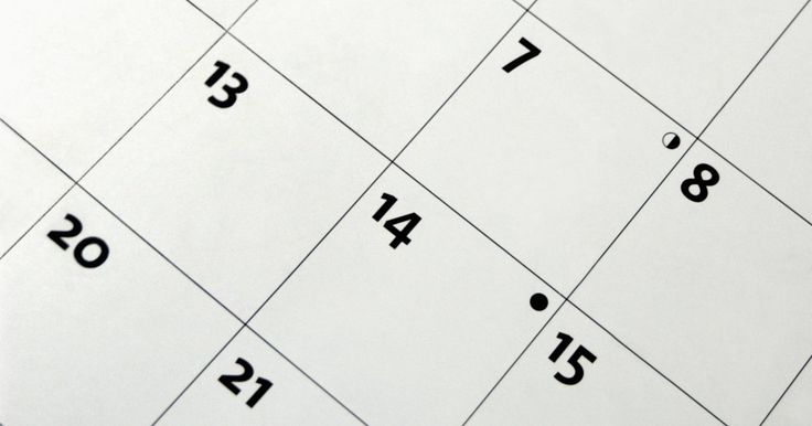 Como fazer um calendário de eventos em HTML. Embora tabelas tenham caído em desuso quando se trata de construir layouts de páginas da web, elas ainda funcionam bem para codificação de calendários em HTML. Os calendários exibem dados tabulares de uma forma, uma vez que estejam organizados em uma grade de datas com colunas nomeadas, por exemplo, com os dias da semana. Um código extra em CSS ...