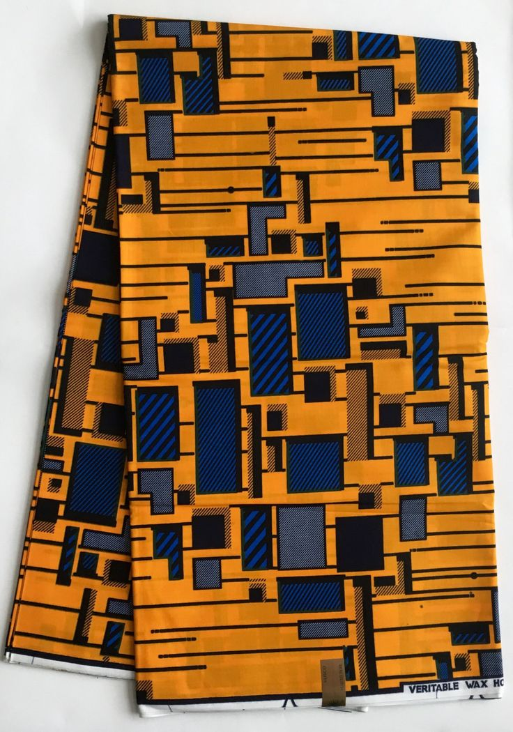 A personal favorite from my Etsy shop https://www.etsy.com/listing/476118935/african-print-fabric-dutch-wax-ankara