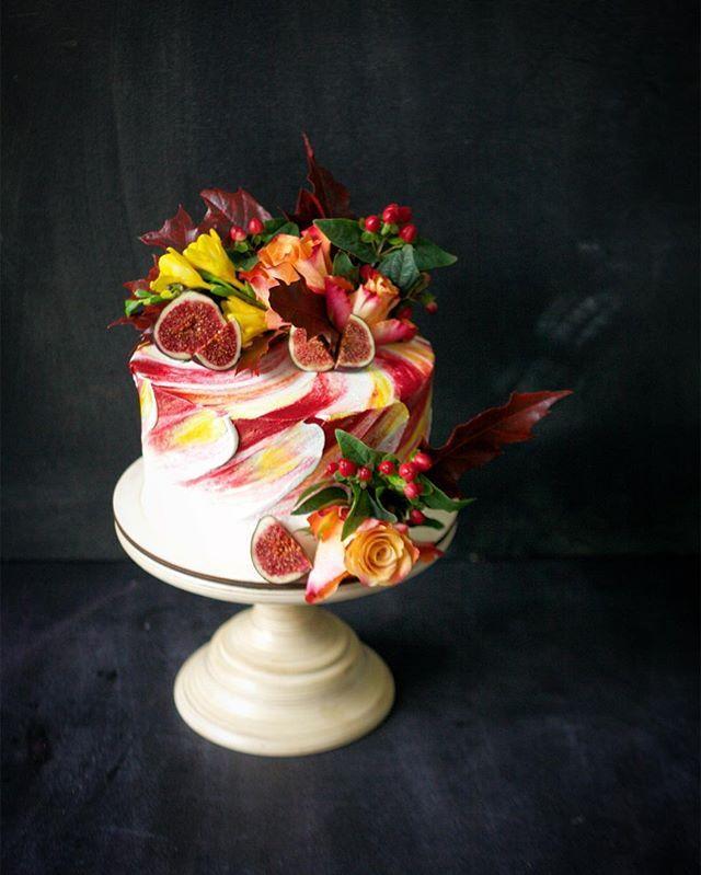 Шутки про осень не шутки🍁 Пора осенних тортиков😌 #she_ra_cakes