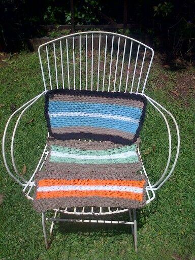 Crochet place mats