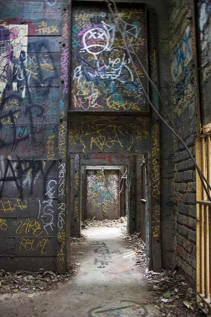The Old Zoo in Griffith Park is one of the most creepy haunted places to visit in Los Angeles