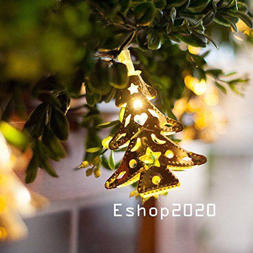 Fancy Nene Metall Led Weihnachtsbaum Weihnachten Batteriefach Im Golden Warmes LichtMMMM Stich Leuchten F r Innen Und Au en