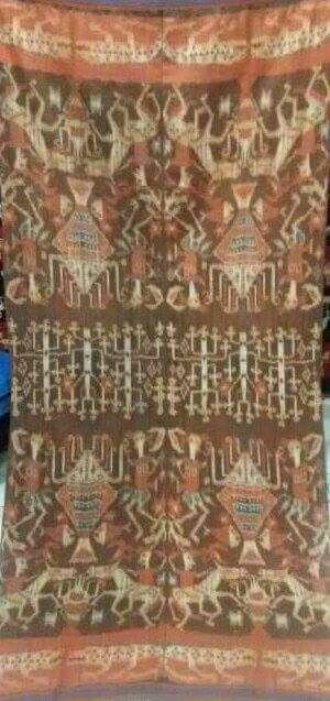 Kain lawas tenun ikat Sumba | INDONESIAN TRADITIONAL ...