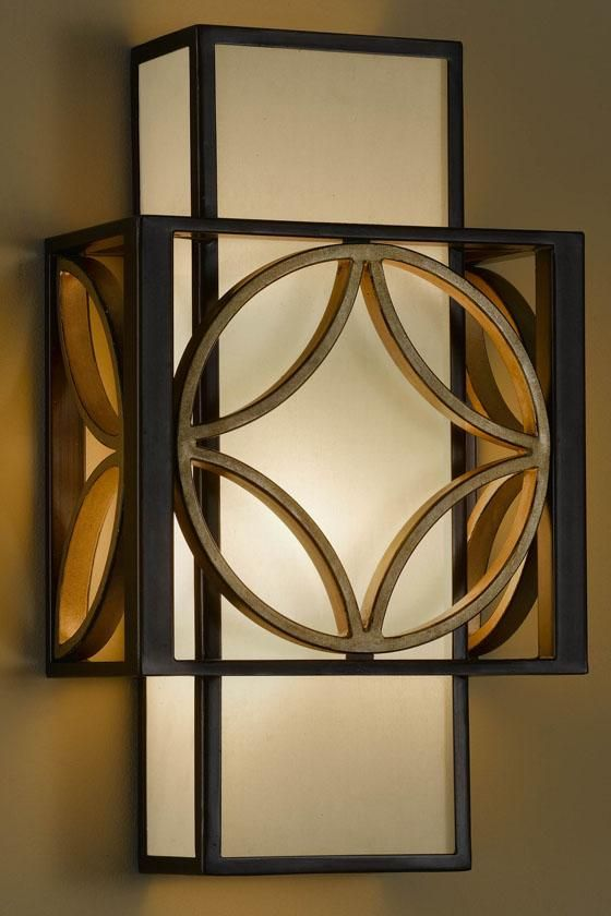 Shop for the Murray Feiss Heritage Bronze / Parissiene Gold Remy 1 Light Reversible ADA Wall Sconce and save. & 7 best Chain Lights: Calgary Skylights images on Pinterest ... azcodes.com