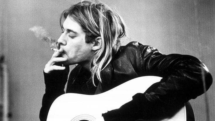 """""""Cobain: Montage of Heck"""" (2015) // 30. Film produkcji HBO. // Filmowe Wyzwanie 2015"""
