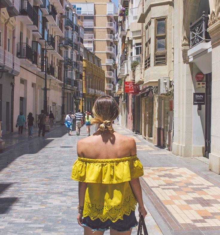 Mediterranean Cruise Travel Diary: Cartagena, Spain by Livvyland fashion & style blog