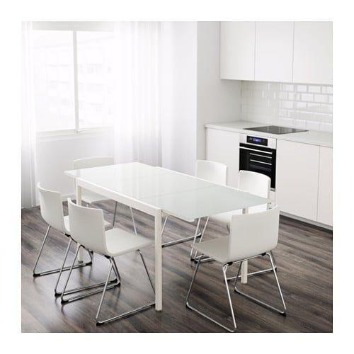 Glivarp Extendable Table White