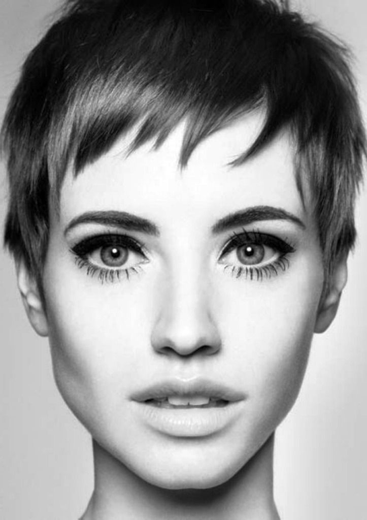 2014 pixie cut hairstyle   Sevvven - Hairstyles Photos Gallery