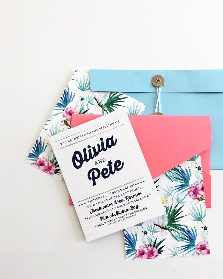 Summer weddings are made in winter 😂💪🏻 we're loving all the tropical, festive work we're getting out for this season's love fests. Get in touch if you need to fast track your #weddingstationery 🌴 #wetellyourstory .  .  #tropicalwedding #weddingplanning #illustration #watercolour #summerwedding #tropicalstyle #stationery #party #love #wedding