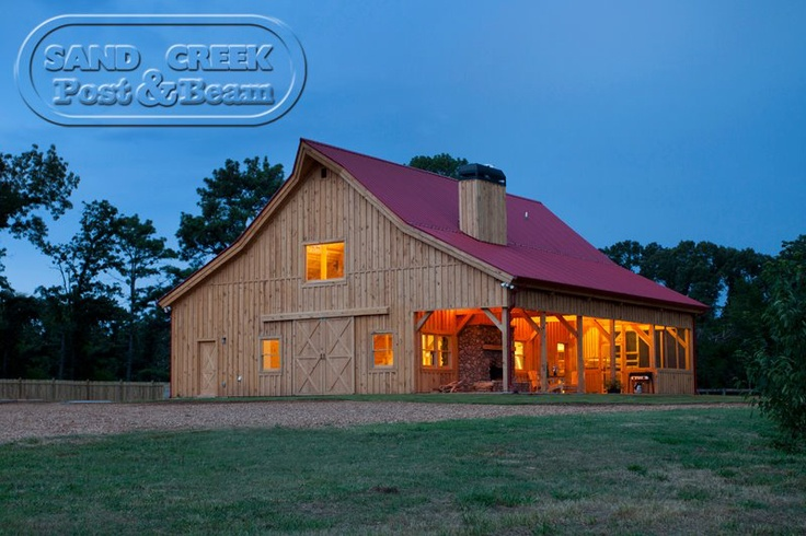 17 best images about pole barn house on pinterest for Cool pole barns