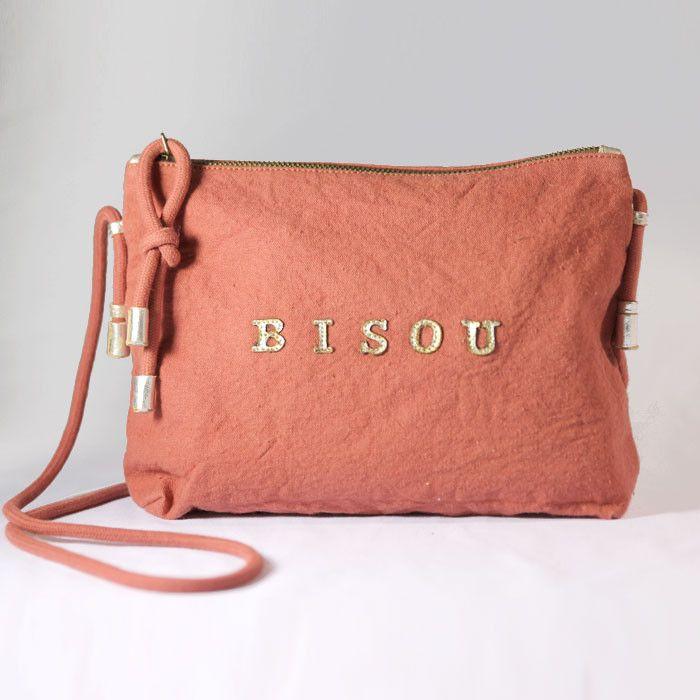 Bolsito Bisou by Easy Peasy | BelandSoph.com