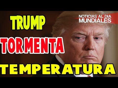 TORMENTA POLITICA | NOTICIAS DE ULTIMA HORA DE HOY 2017 9 DE JUNIO,DONALD TRUMP NOTICIAS EN ESPAÑOL - YouTube