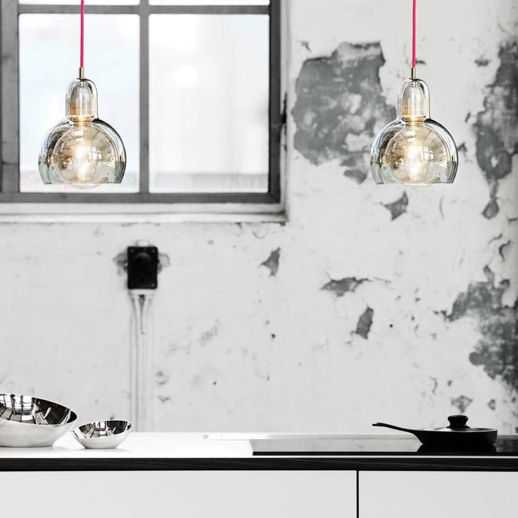 & Tradition - Bulb Mega - Suspension Silver - Suspension: Amazon.fr: Luminaires et Eclairage