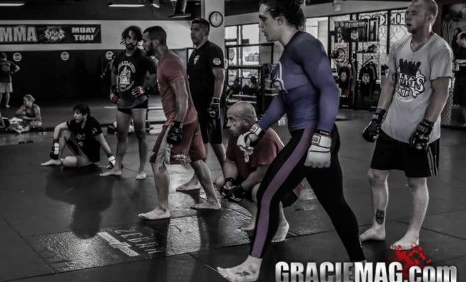 Gabi Garcia to debut in MMA December 2015 in Japan against Chinese judoka