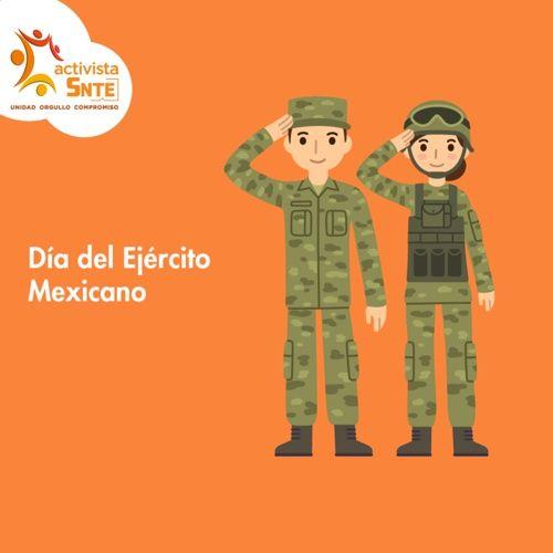 ¡Honramos a las fuerzas militares que salvaguardan la soberanía de nuestro país!: https://activistasnte.mx/content/activista/post/3493190