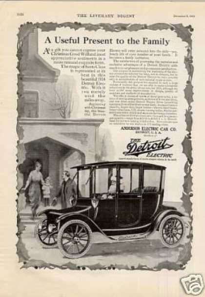 Best Detroit Electric Car Ads Images On Pinterest Electric
