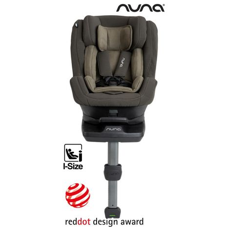 Accesorii bebelusi :: Scaune auto copii :: Scaune auto rear facing :: Scaun auto cu isofix REBL 360 iSize Coffee Nuna