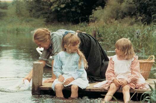 Original pinner says: Madicken  My personal favorite as far as Astrid Lindgren goes, LOVE LOVE LOVE Madicken, both books and movies! :-)