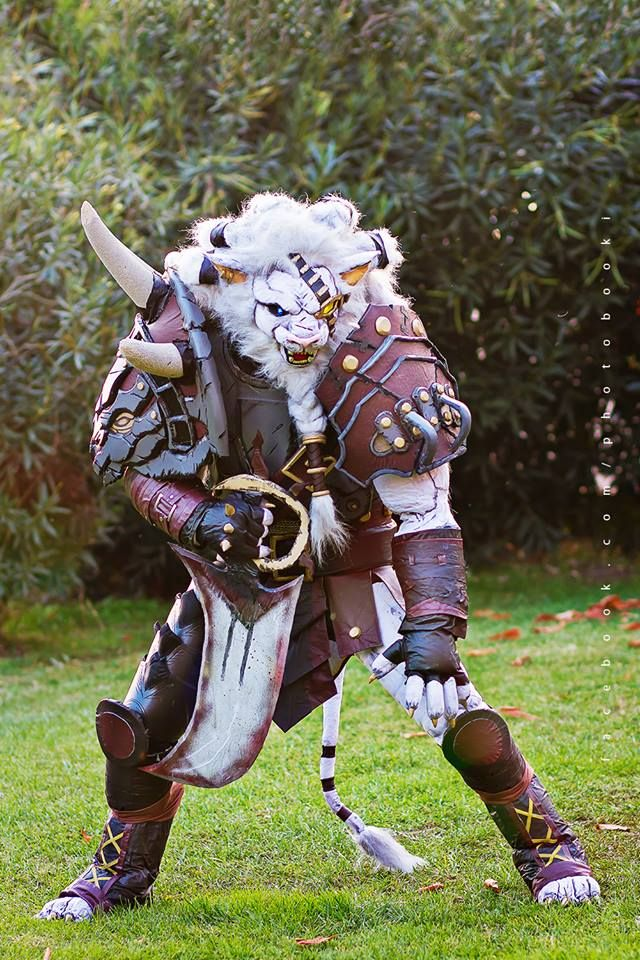 EPIC Rengar cosplay from _League of Legends by  Logan Candia  Photo by…