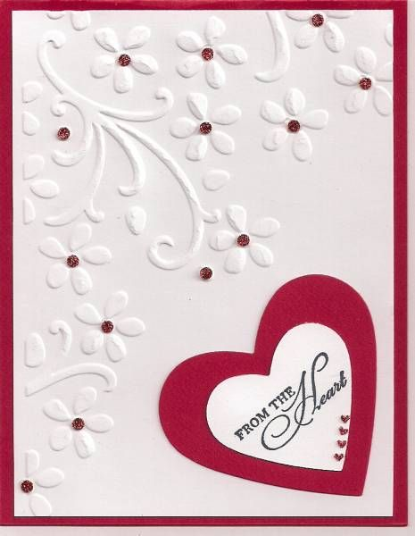 Valentine Card #11 by bmbfield - Cards and Paper Crafts at Splitcoaststampers