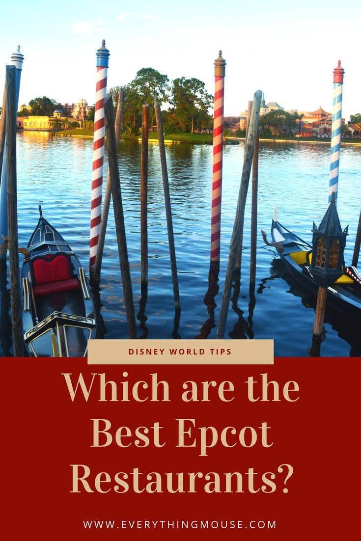 Which are the best Epcot restaurants in Walt Disney World? There is plenty of choice of Epcot restaurants but some are certainly better than others. Here is our guide as to the best Epcot Restaurants. #DisneyWorld #Disney #Epcot #BestEpcotrestaurants