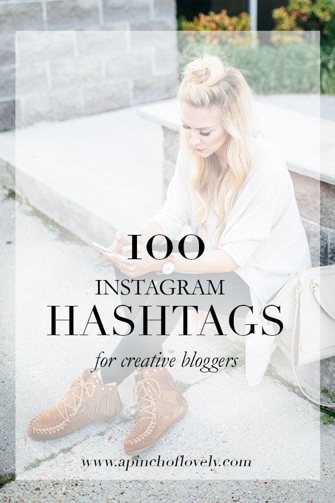 Another 100 Instagram Hashtags To Make Your Content Discoverable
