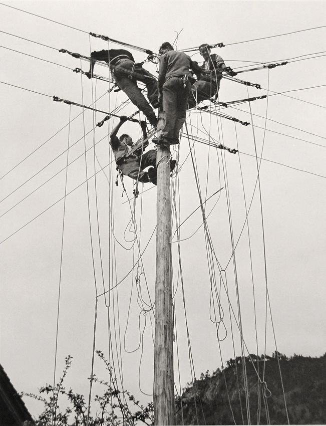 727 best POWER LINES images on Pinterest | Contemporary photography ...