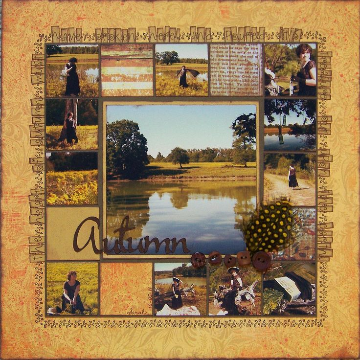 Autumn - Scrapbook.com