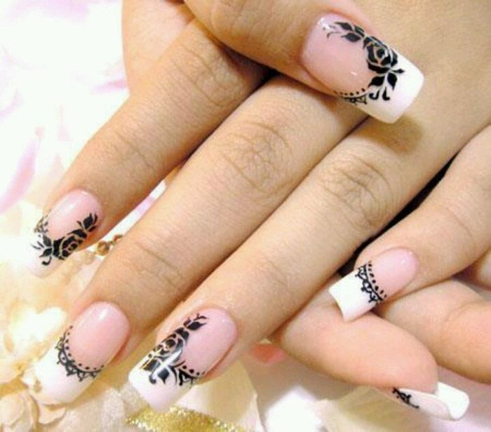 25 best ideas about acrylic nail designs pictures on Fashion style and nails facebook