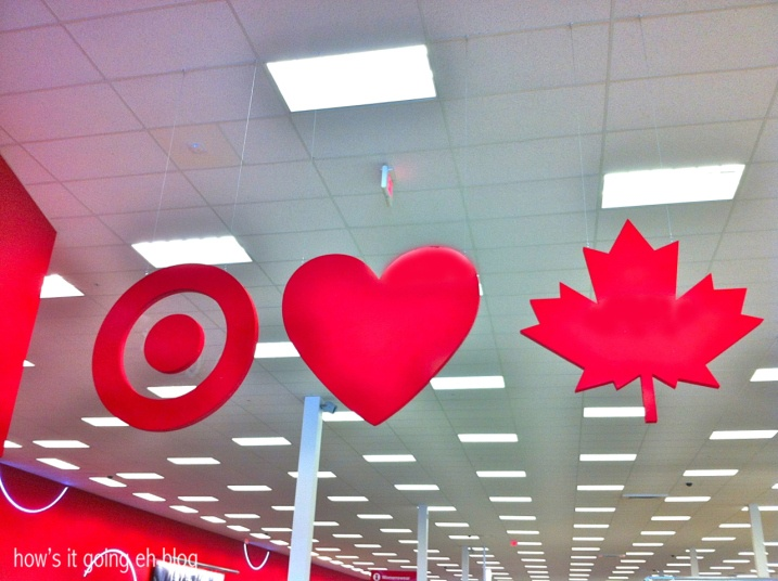 Target Canada - How's It Going Eh