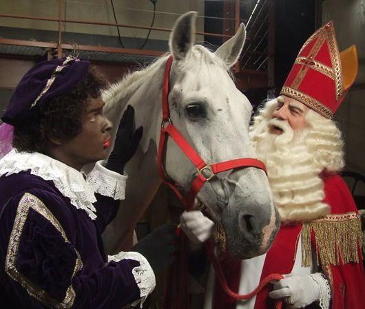 Amerigo, het paard van Sinterklaas