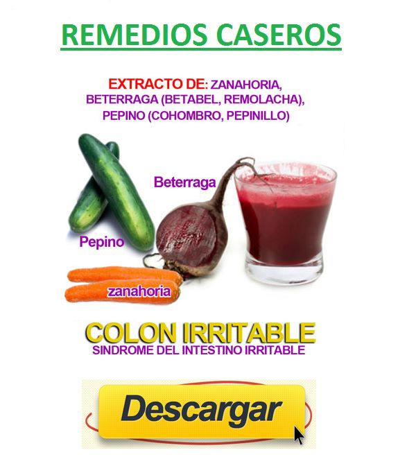 Como Curar el Sindrome del Intestino Irritable: Remedios Caseros para el Síndrome de Intestino Irr...