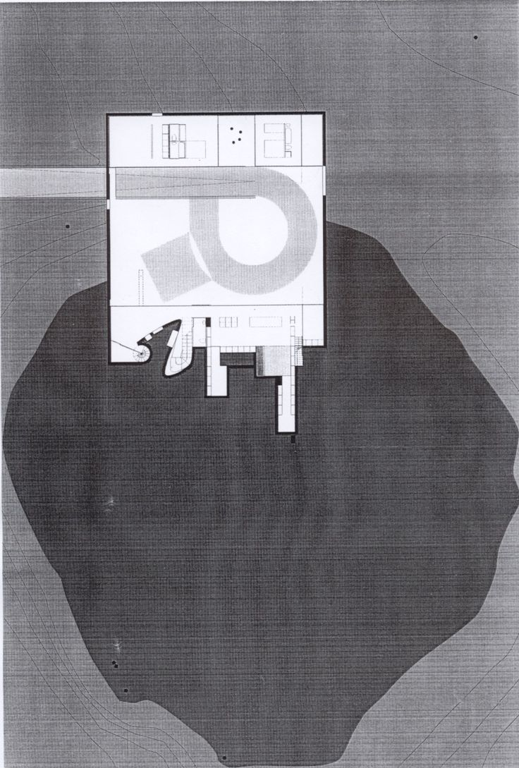 Rem koolhaas villa dall ava paris france 1991 atlas of - Find This Pin And More On Rem Koolhaas By Igarashijun Since 1998 The Web Atlas Of Contemporary Architecture