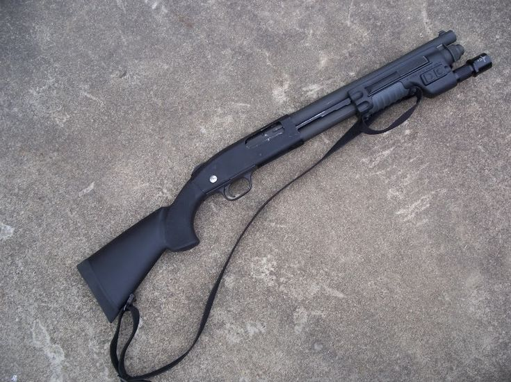 Mossberg 500 With Shorty Barrel Firearms Amp Accessories