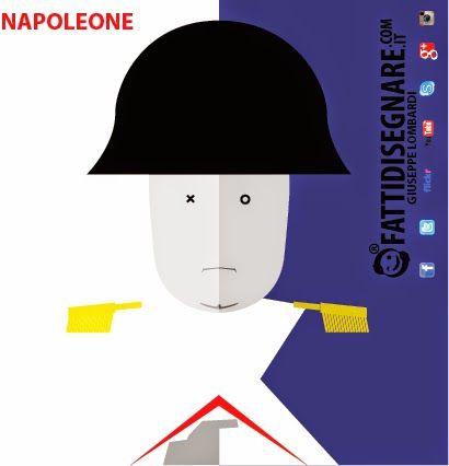 #Illustrazione #Vettoriale di #Napoleone #Bonaparte #Ajaccio #IsolaDiSantElena #Politico #Militare #Francese #Rivoluzionario #Napolèon  #GiuseppeLombardi #fattidisegnare #Caserta #CE #italy #Digital #Graphic #art #Adobe #illustrator