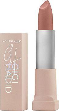 Maybelline Gigi Hadid East Coast Glam Matte Lipstick Color:McCallMcCall